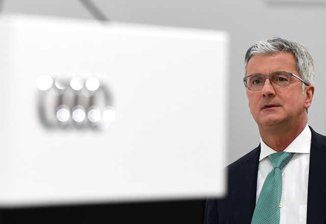 German prosecutors charge ex-Audi boss Stadler over emissions cheating