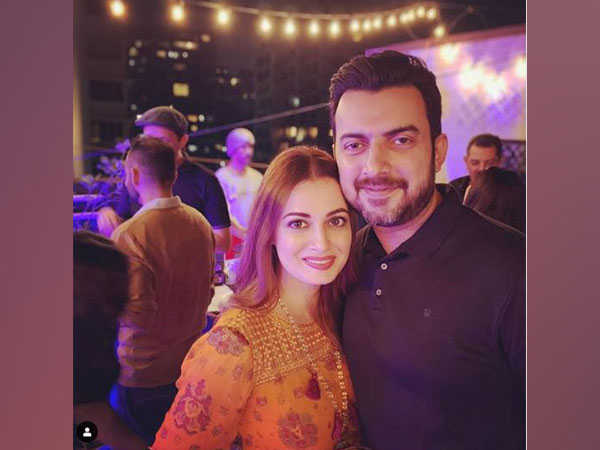 Dia Mirza announces separation from husband Sahil Sangha