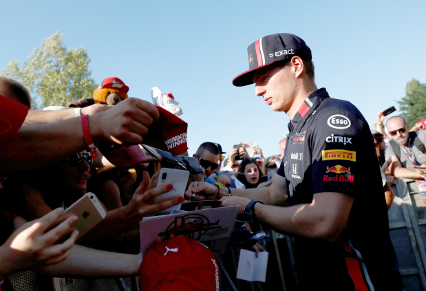 Verstappen aims for greater glory