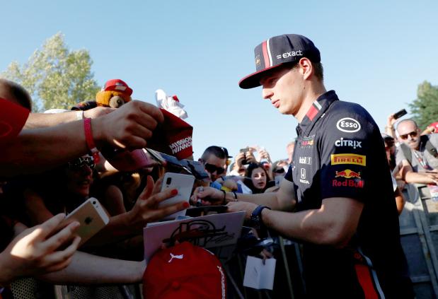 Verstappen aims for greater glory