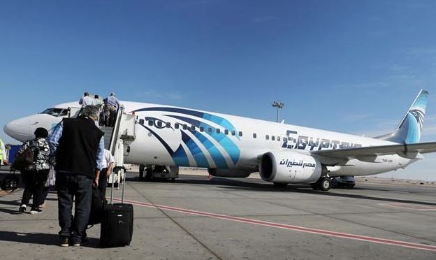 Fees to be levied on passengers departing Egypt