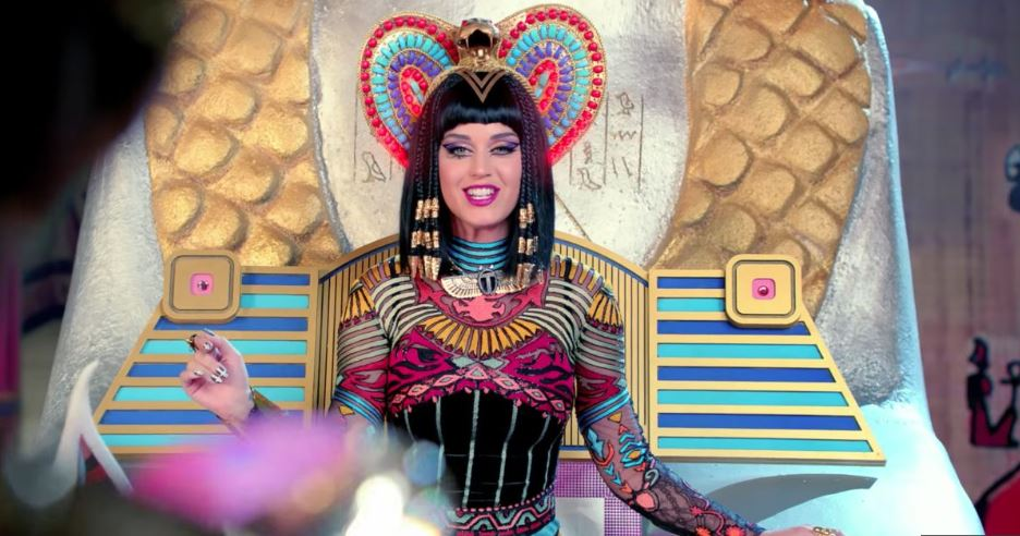 Gospel rapper awarded $2.7 mn for song copied by Katy Perry