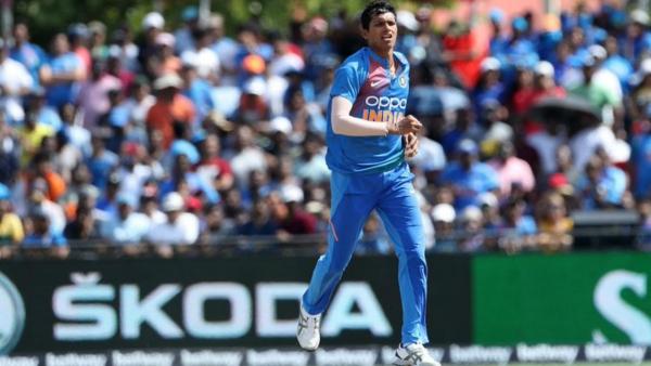 Saini fine debut seals India win