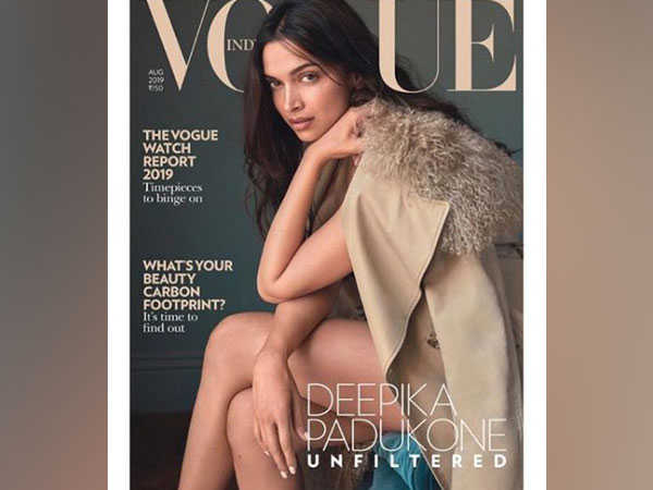 Deepika flaunts her 'unfiltered' side on latest mag cover