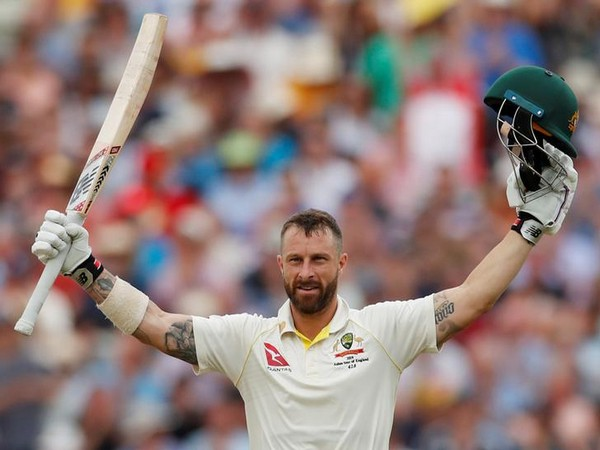 A dream come true, says Matthew Wade after scoring century in Ashes