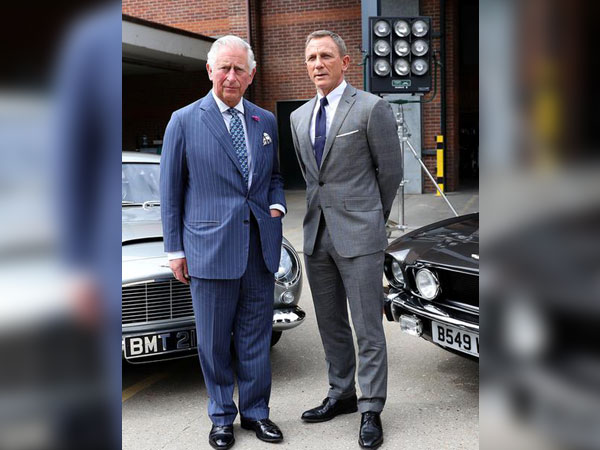 ROYAL: Prince Charles reportedly in talks for Bond 25 role