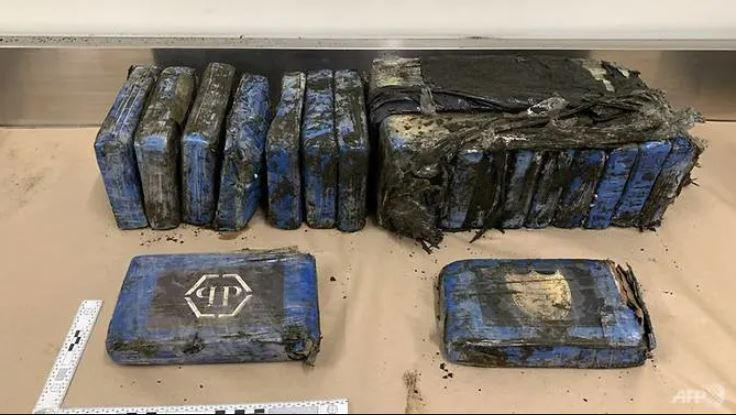 High tide: Cocaine haul washes up on New Zealand beach