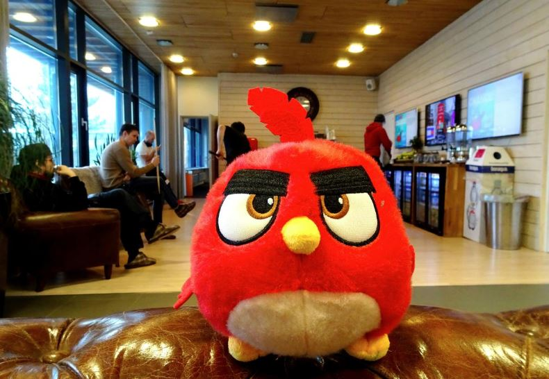 Angry Birds maker Rovio's Q2 profit falls on Hatch expansion costs