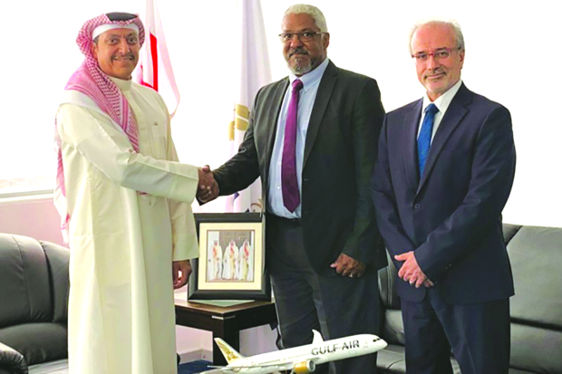 Gulf Air's technical standards endorsed