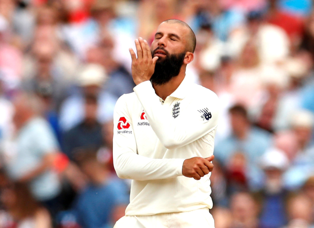 Moeen dropped for second Test