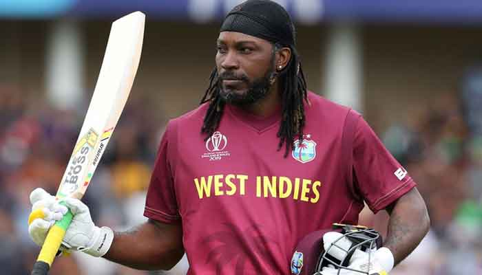 Gayle passes Lara's West Indies run record