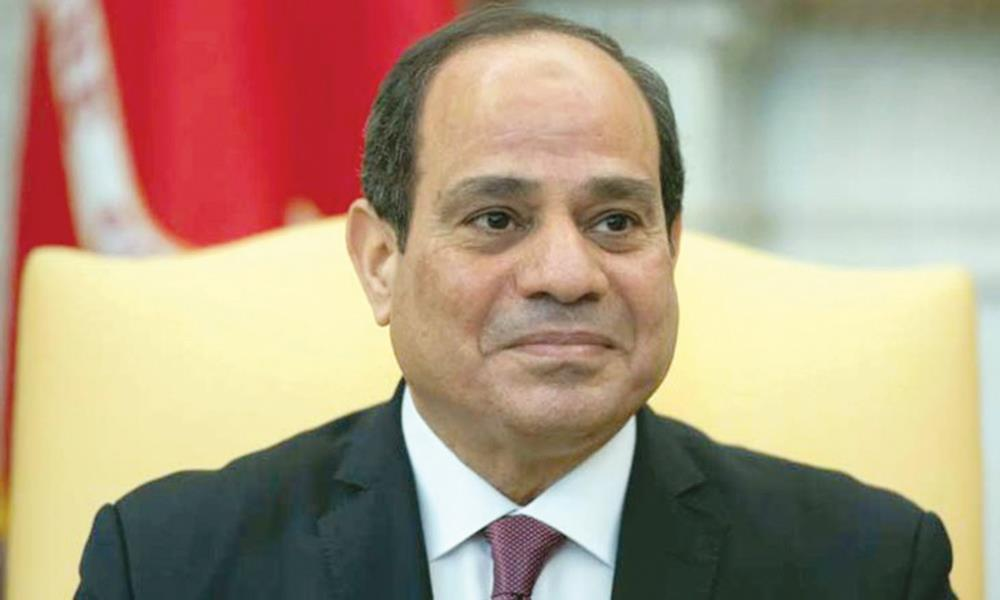 Egyptian president set to visit Kuwait