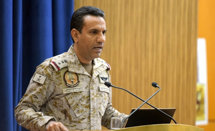 Arab Coalition: Houthi militia's victories mere illusions