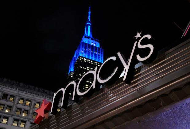 Macy's cuts full-year earnings forecast