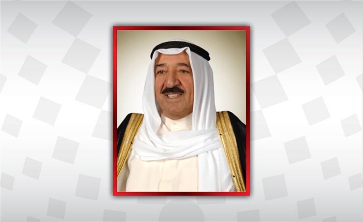 Kuwaiti Amir condoles with Chinese President