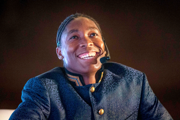 Semenya laments lack of support from women