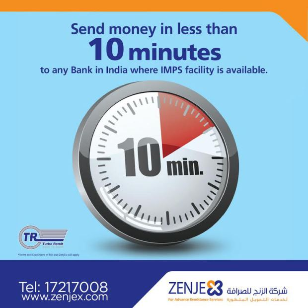 Remittances made easy by ZenjEx