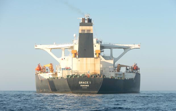 Gibraltar to free Iranian tanker