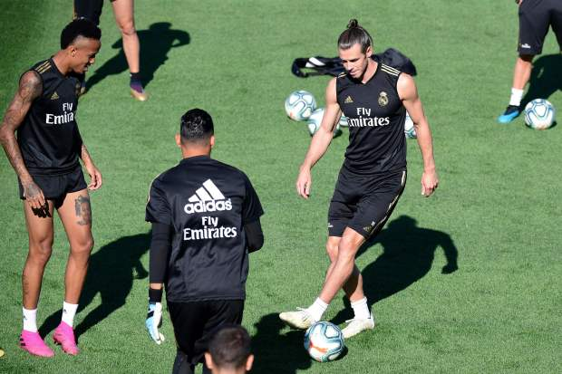 Zidane ready to count on Bale
