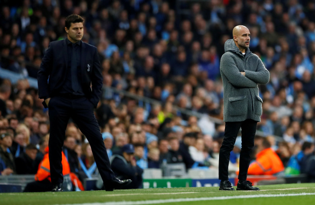 City boss wary of Spurs' challenge