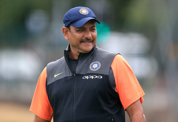 Shastri to continue as India's coach