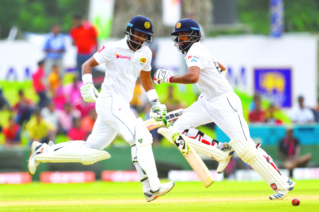 Sri Lanka set up final day thriller