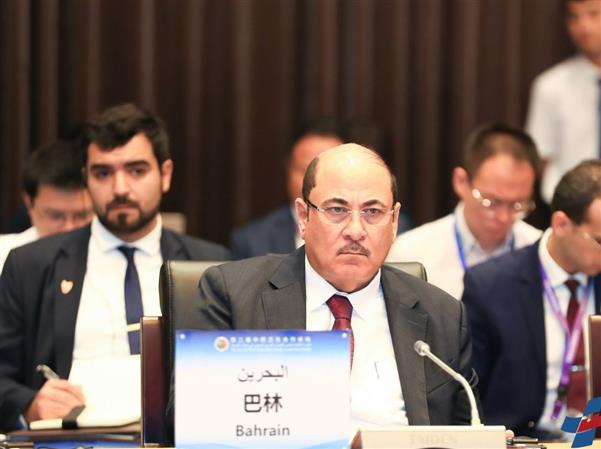 <p>A delegation led by Bahrain&rsquo;s Ambassador to Beijing Dr Anwar Al Abdulla took part in the Second Ministerial Meeting of the Arab-China Co-operation Forum.&nbsp;</p> <div></div> <div>It was held in the presence of assistant secretary general of the Arab League, representatives of Arab countries and international organisations, including the World Health Organisation, Joint United Nations Programme on HIV/Aids, United Nations Children&rsquo;s Fund and United Nations Population Fund.</div>