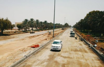 Two Al Ain roundabouts revamp works start