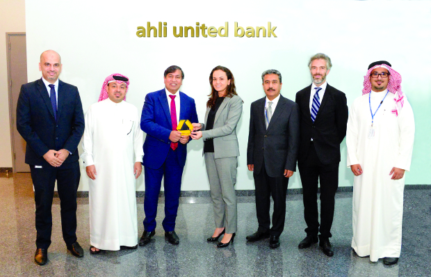 AUB receives major excellence award