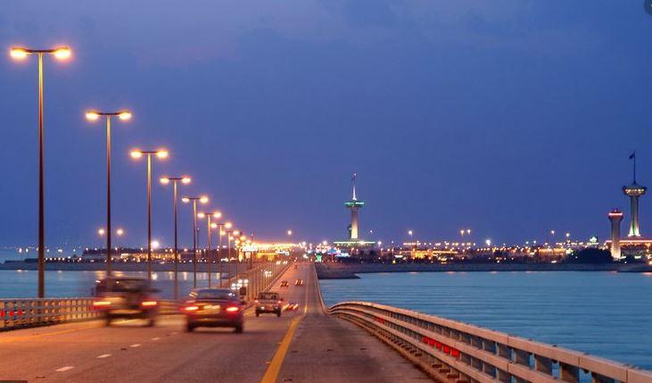 Over 1 million passengers cross King Fahd Causeway in 11 days
