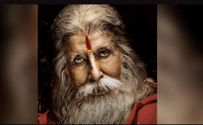First look of Amitabh Bachchan from 'Sye Raa Narasimha Reddy' out!