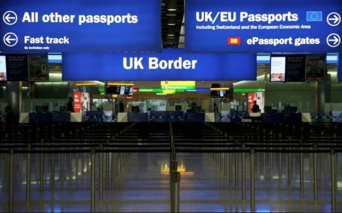 UK plans to end EU freedom of movement immediately in no-deal Brexit