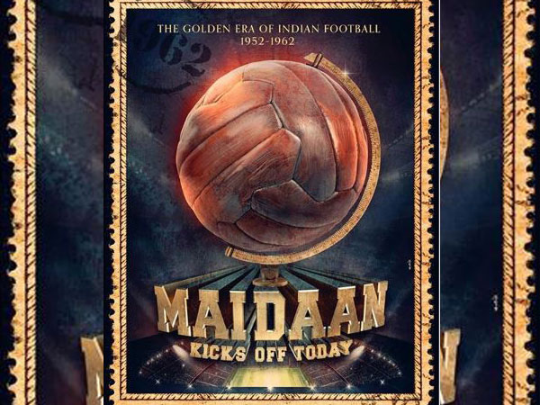 Ajay Devgn kicks off shooting for 'Maidaan'