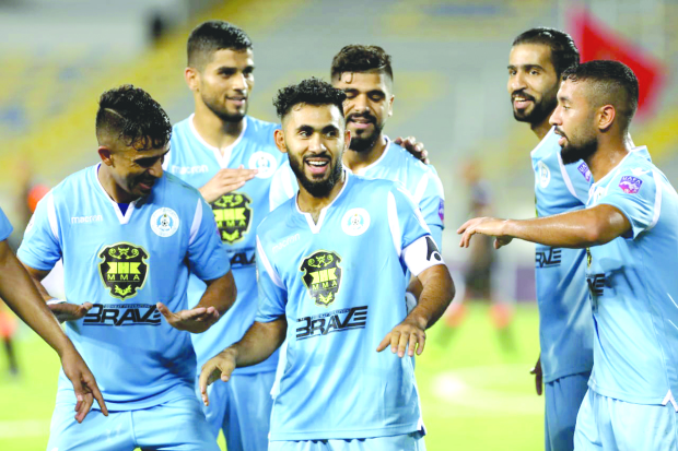 Riffa seal dominant win in Morocco tournament