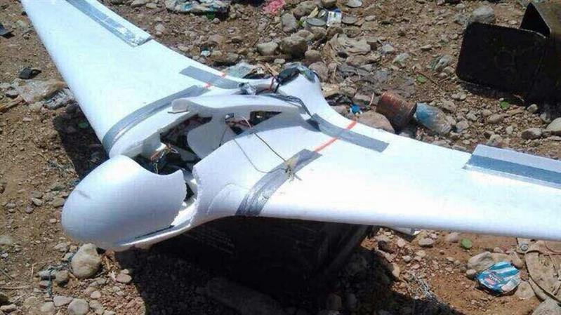Saudi Air Forces intercept two drones launched from Yemen