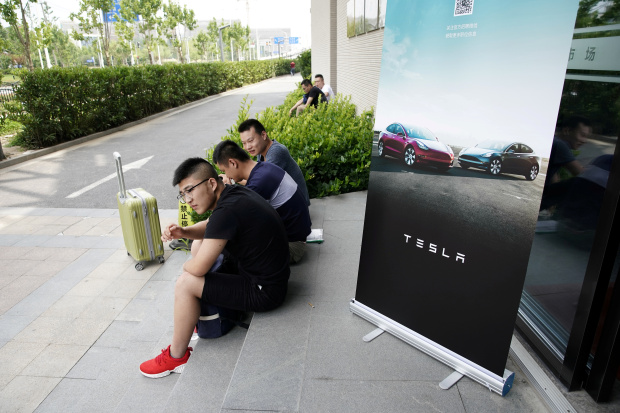 Tesla in advanced talks with LG Chem on battery supply in China