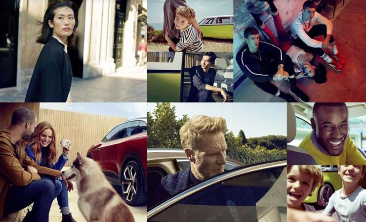 World premiere for 'New Volkswagen' design at Frankfurt Motor Show