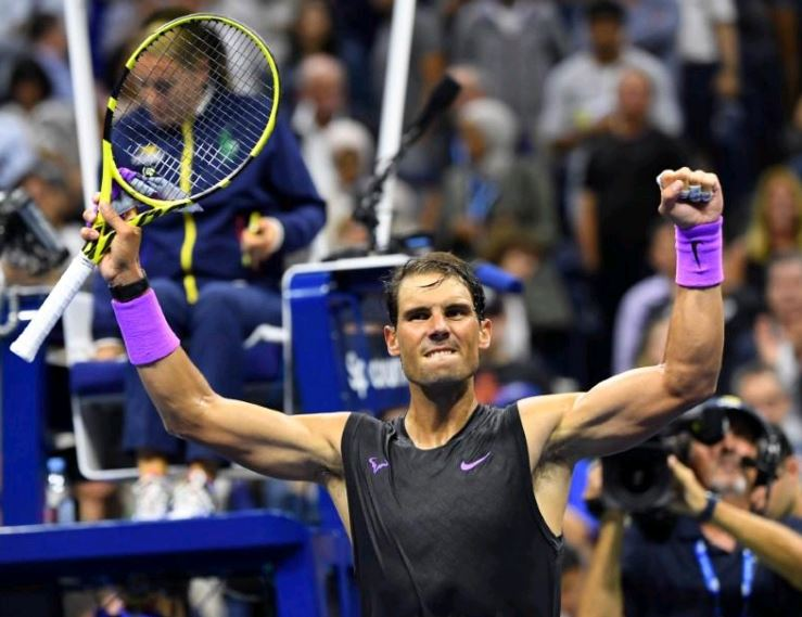 Nadal sends Millman to US Open exit