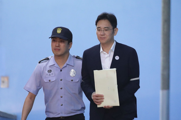 Court Orders Retrial For Samsung Heir In Bribery Case