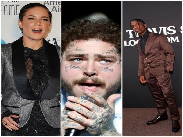 Travis Scott, Halsey roped in for Post Malone's upcoming album
