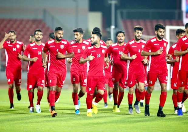 Bahrain gear up for qualifiers