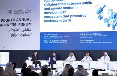 UAE Business: Abu Dhabi Ports forum highlights emerging