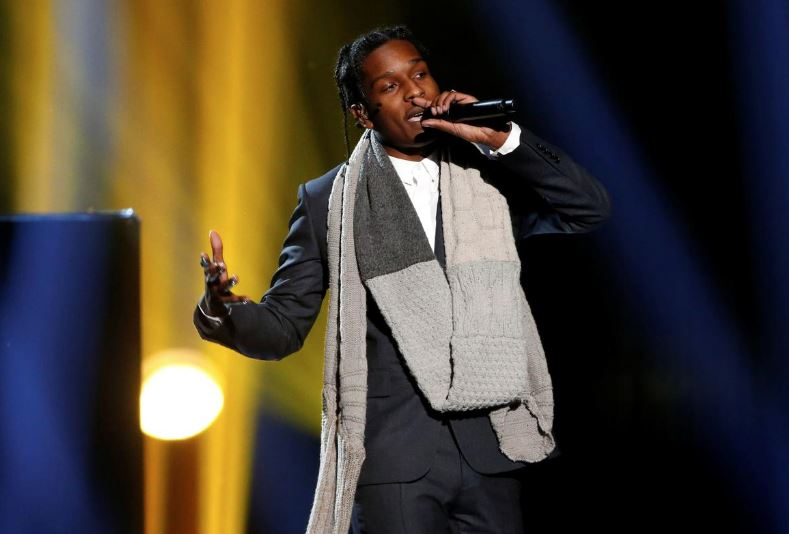 US rapper A$AP Rocky will not challenge assault conviction says lawyer