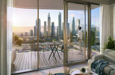 UAE Business: Emaar unveils residential waterfront project