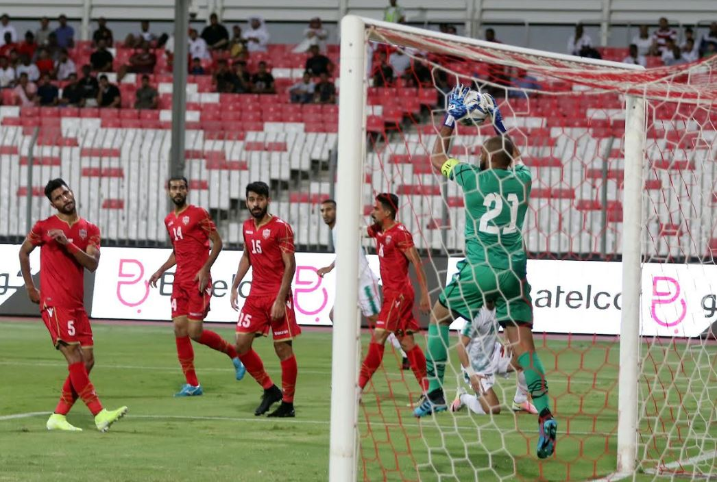 Bahrain draw 1-1 against Iraq in World Cup qualifiers