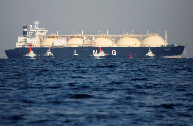 Novatek Signs LNG MoU with India's H