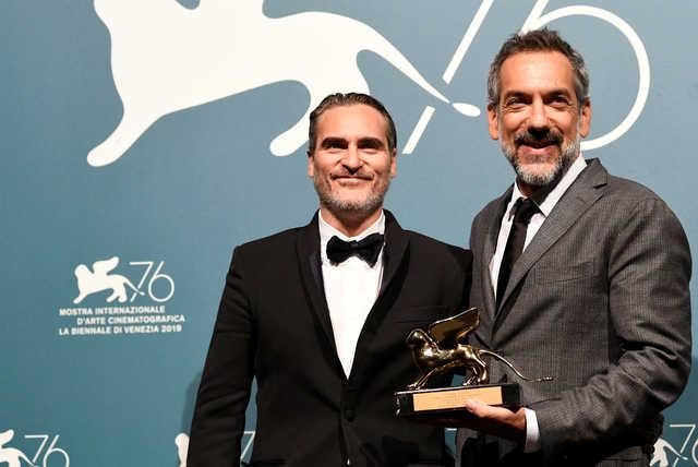 'Joker' wins Golden Lion at Venice festival