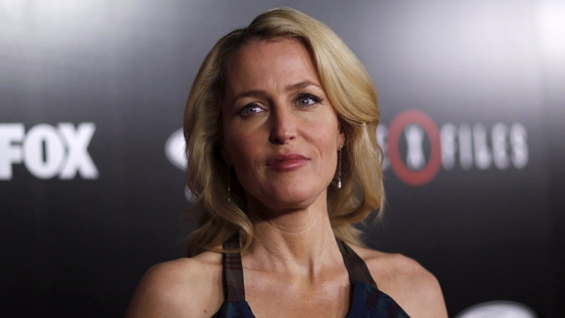 X-Files star Gillian Anderson to play Margaret Thatcher in season four of The Crown