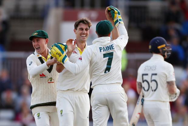Cummins bowls Australia towards victory as England lose Stokes — ASHES