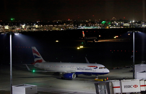 BA flights cancelled for two days
